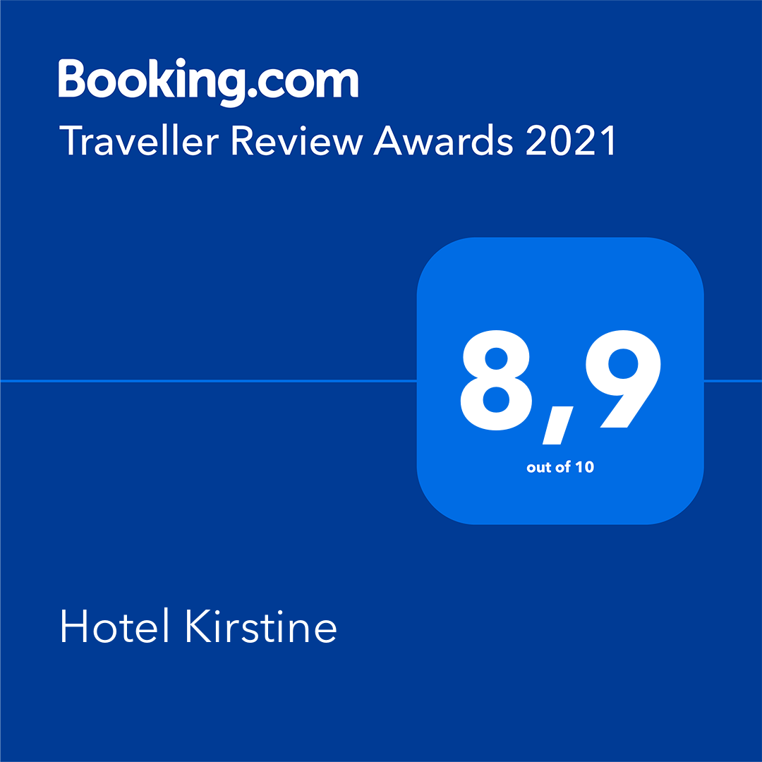 Booking.com travellers award